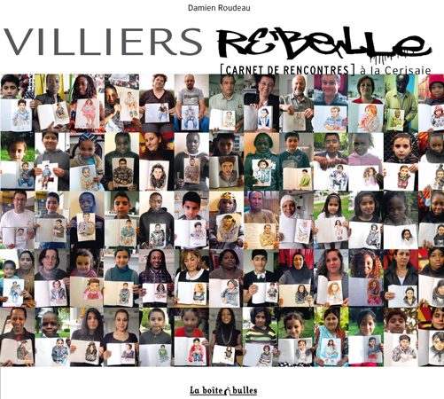 Villiers Rebelle, couverture