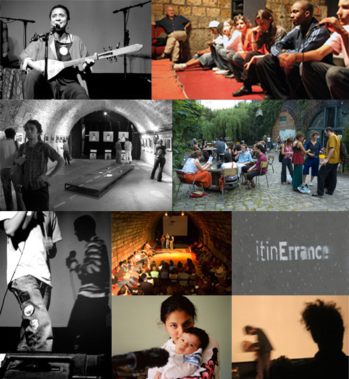 >> Festival ItinErrance